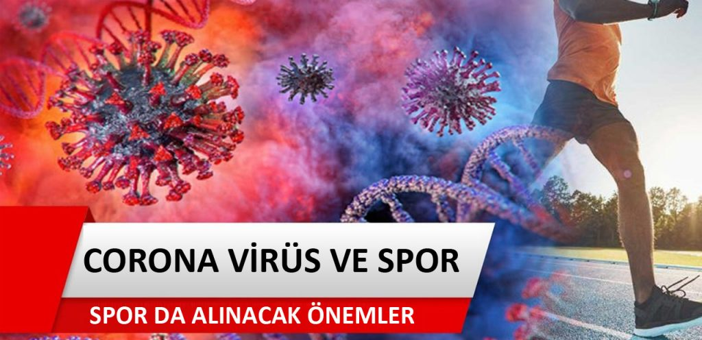 Corona virüs spor