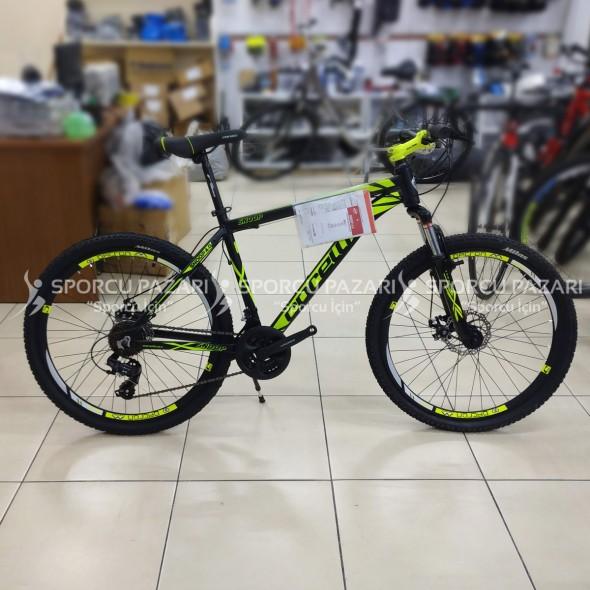 Corelli Snoop 4.0 Siyah Neon Sarı 26 Jant Dağ Bisikleti (ÜCRETSİZ KARGO)