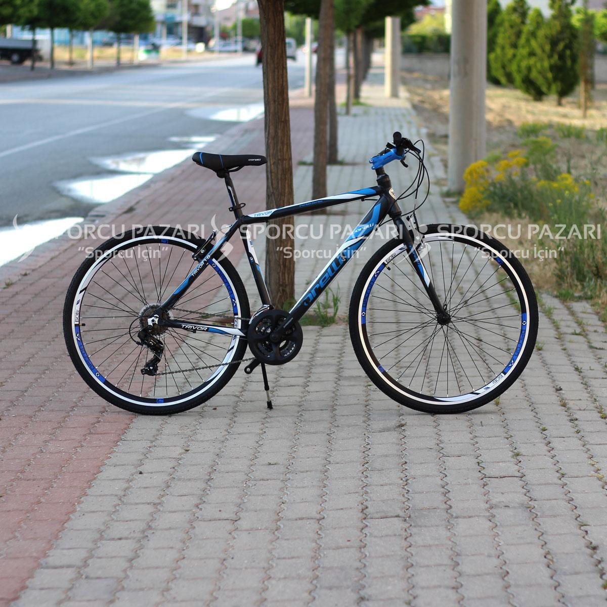 2019 Corelli Trivor 1.0 Mavi Renk